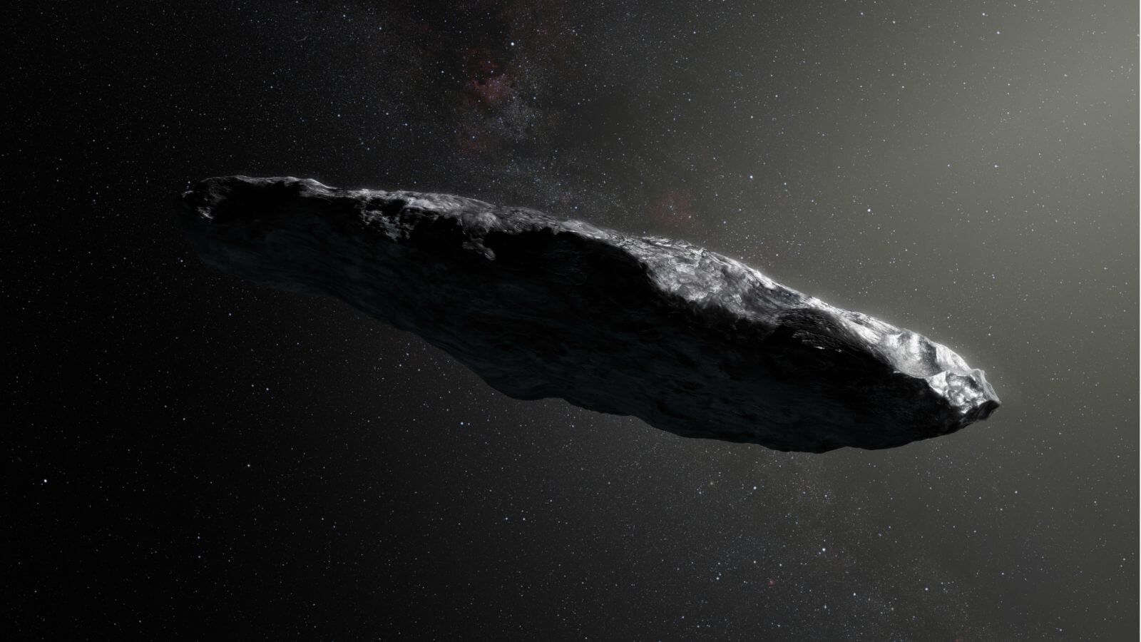 This Strange Object is the First Interstellar Asteroid Ever Observed