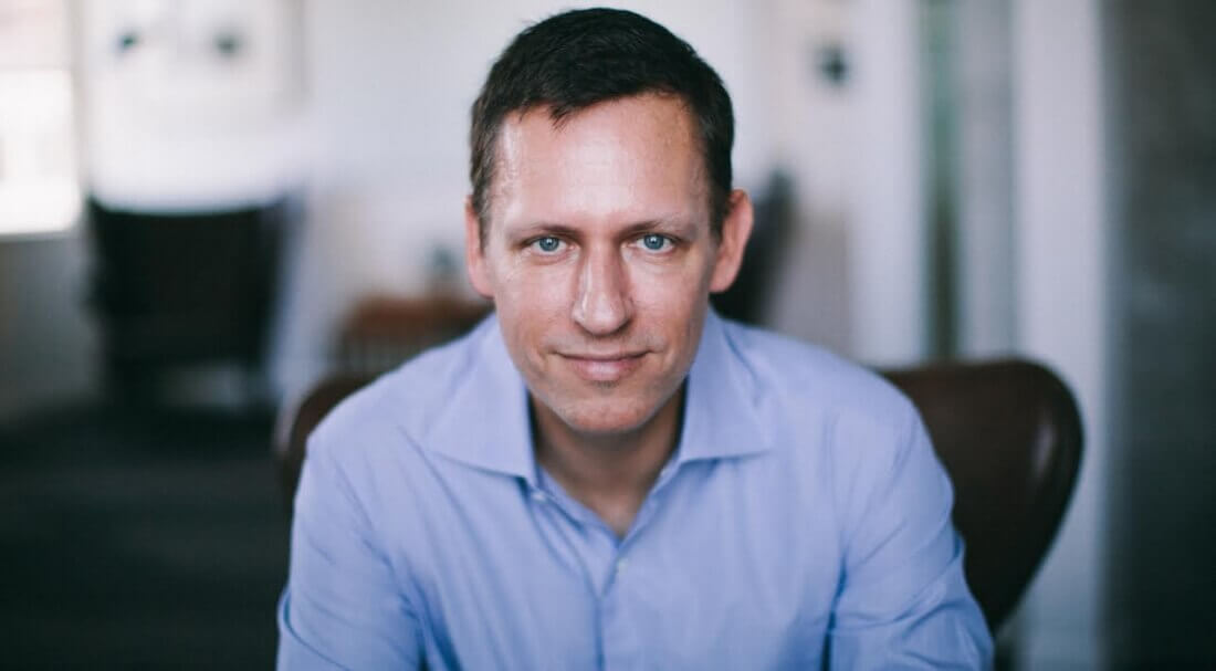 Peter Thiel Says