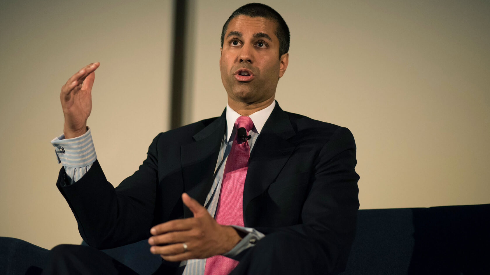 Ajit Pai lashes out at high profile net neutrality proponents