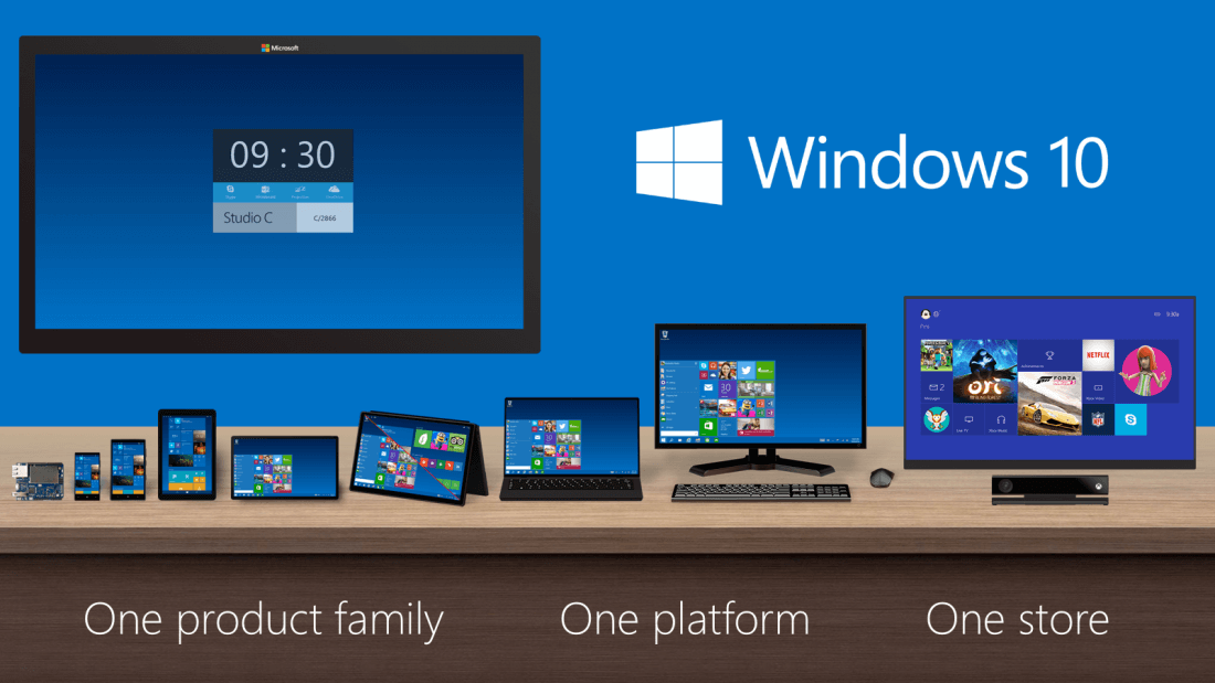 Windows 10 is now installed on 600 million devices