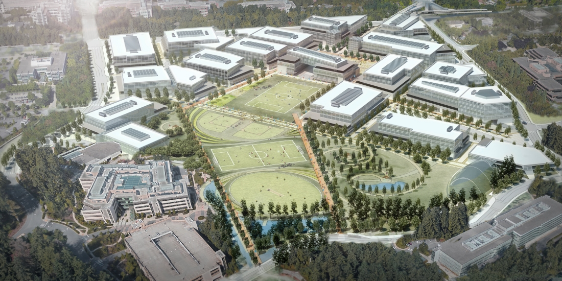 Microsoft to Spend Billions Modernizing Redmond Campus