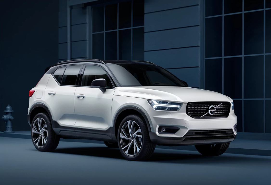 Volvo's alternative to a car lease is this subscription model