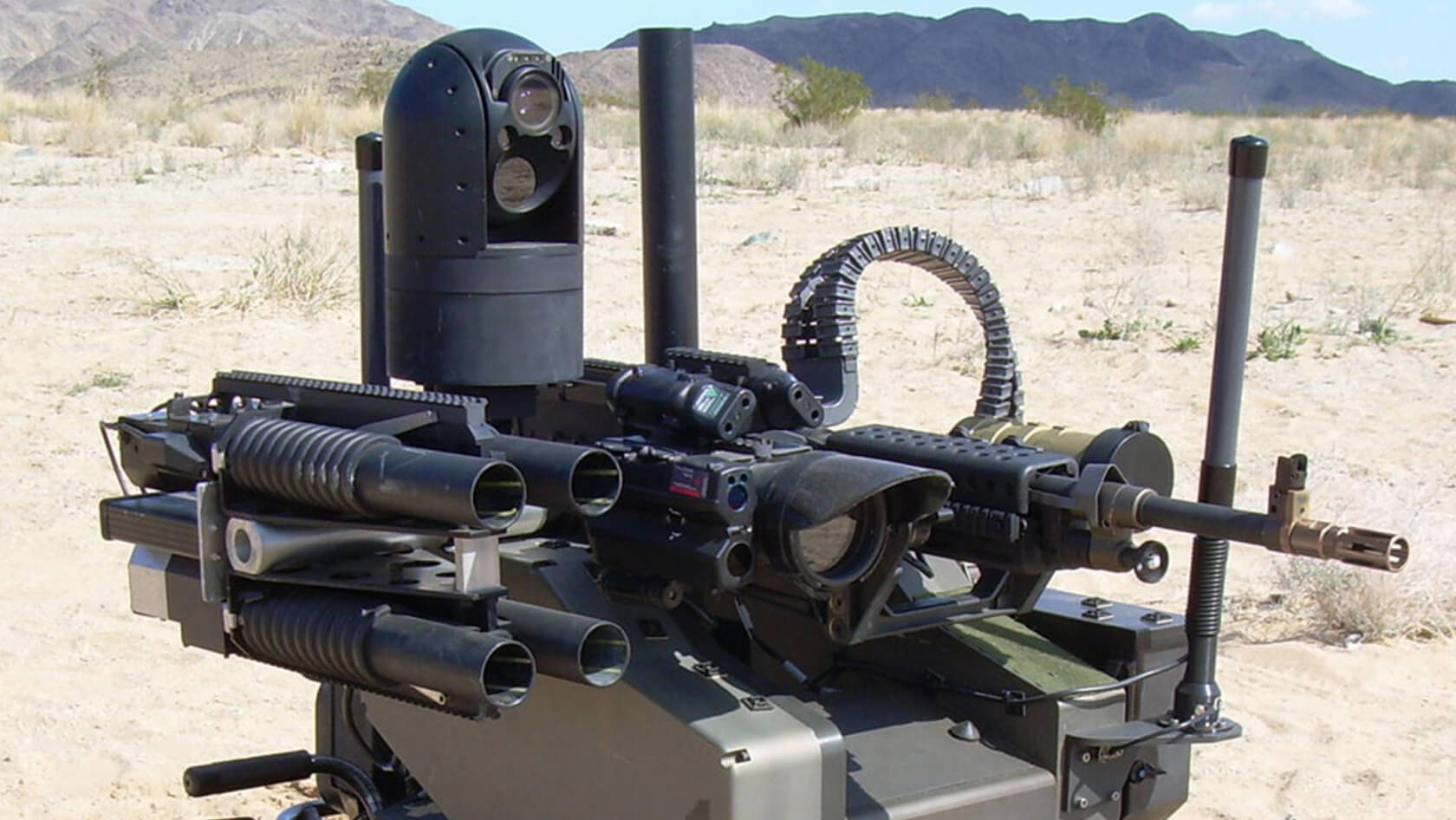 US Army Addresses Controversial Killer Robot Program