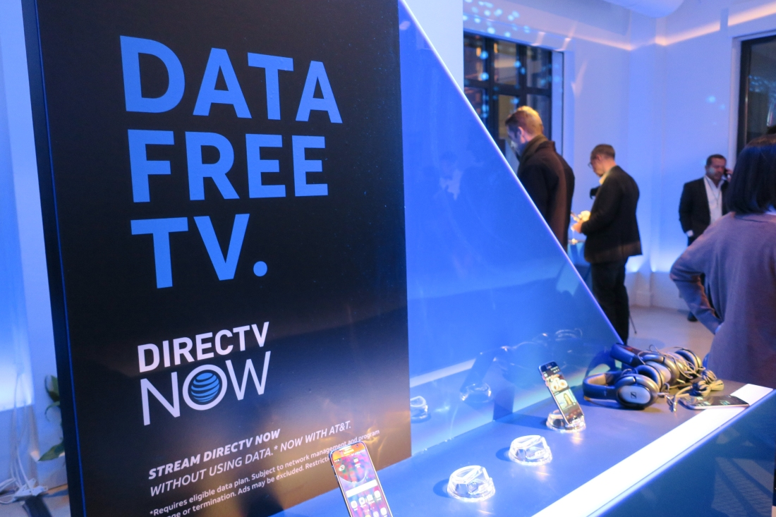 Directv Now Eclipses One Million Subscriber Mark New