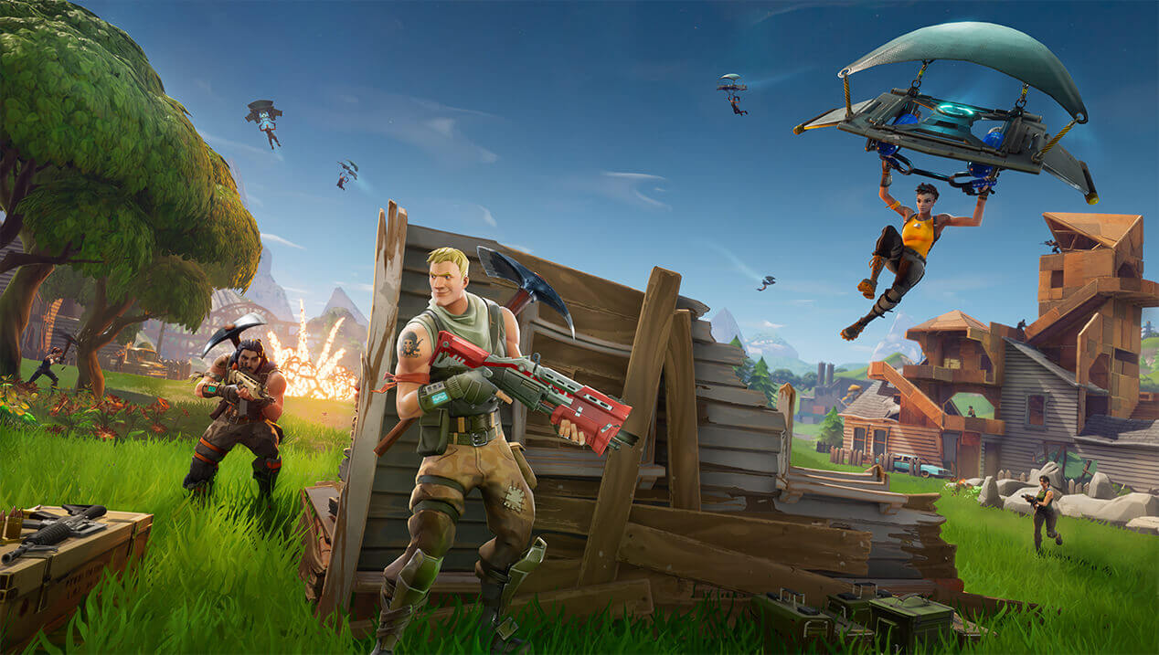 Epic Games reaches settlement with Fortnite cheater
