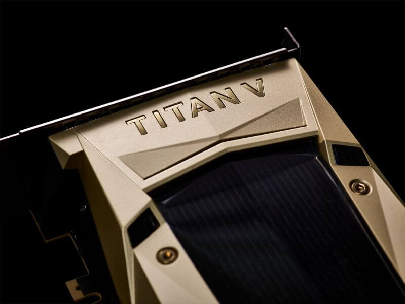 First Titan V benchmarks show how it compares to a GTX 1080 Ti