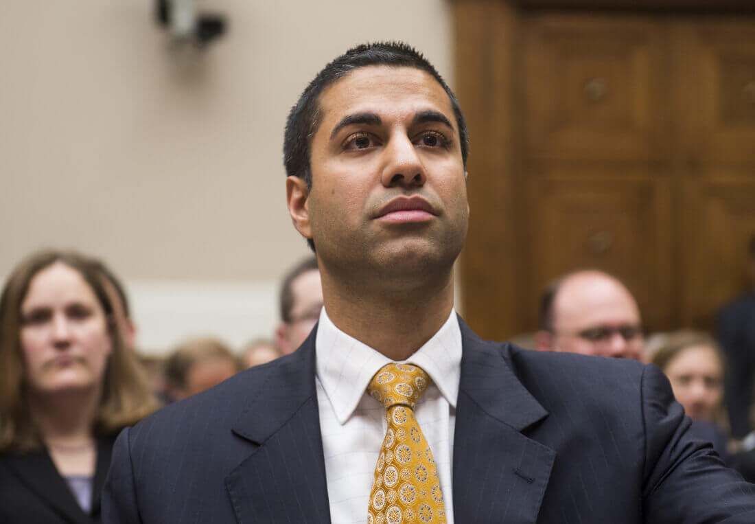 FCC Commissioner Clowns Chairman Ajit Pai on Twitter: 'Alternate Plan'