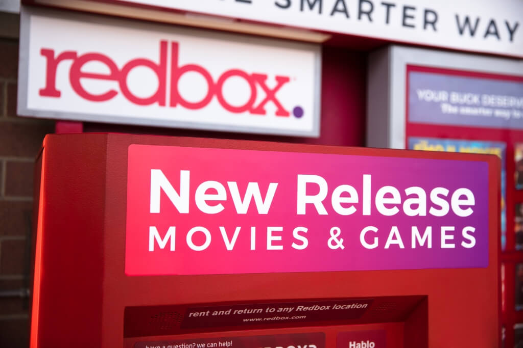 Redbox To Start On-Demand Video Service