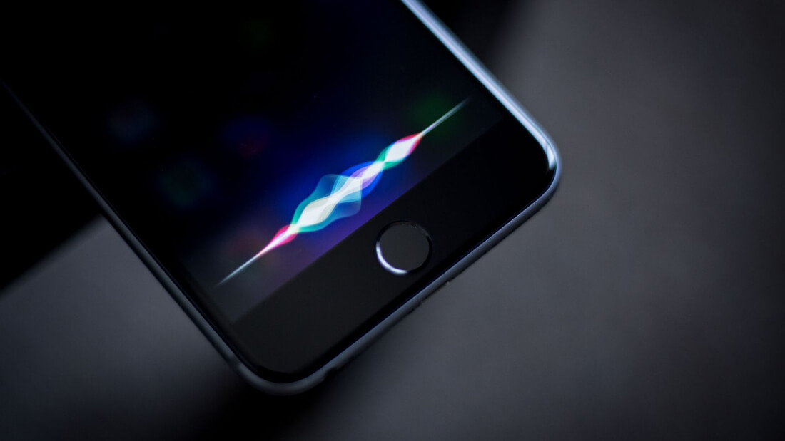 Apple imagined a version of Siri that can whisper responses to you