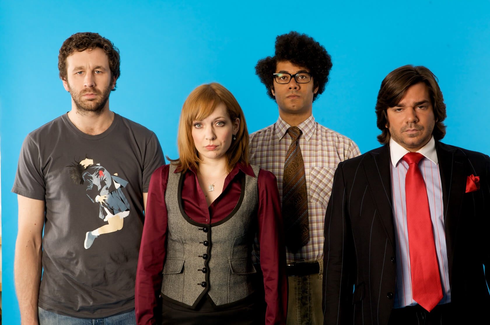 The IT Crowd May Finally Get That American Remake, Get The Details