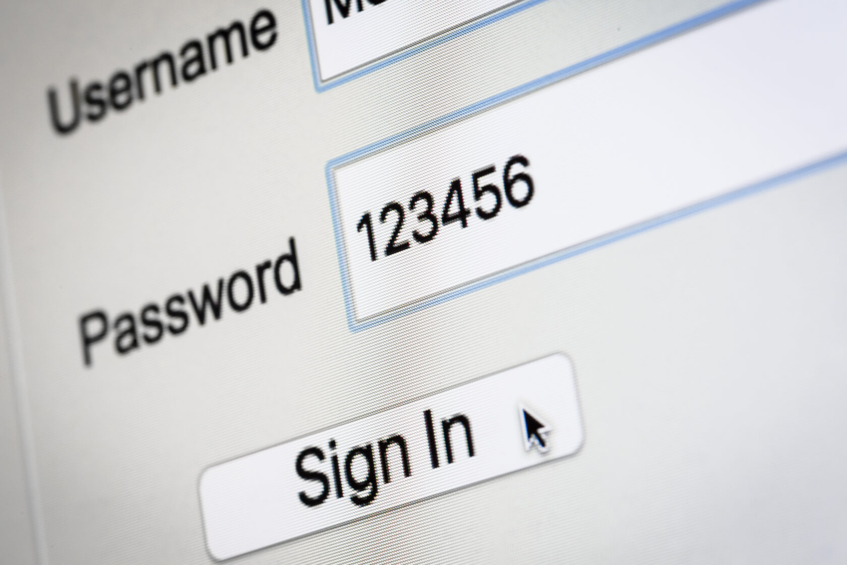 Worst passwords of 2017: '123456' comes top once again