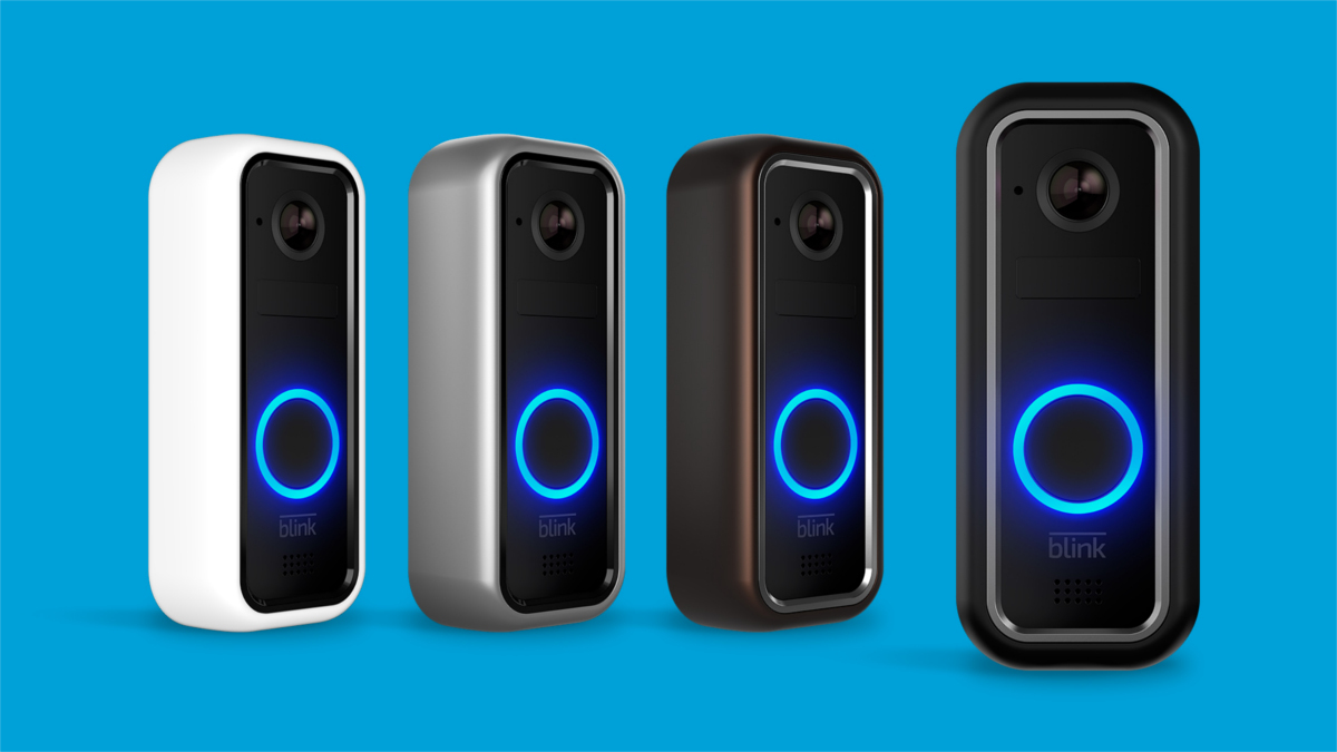 Blink Launches a Smart Video Doorbell that ranges from $99