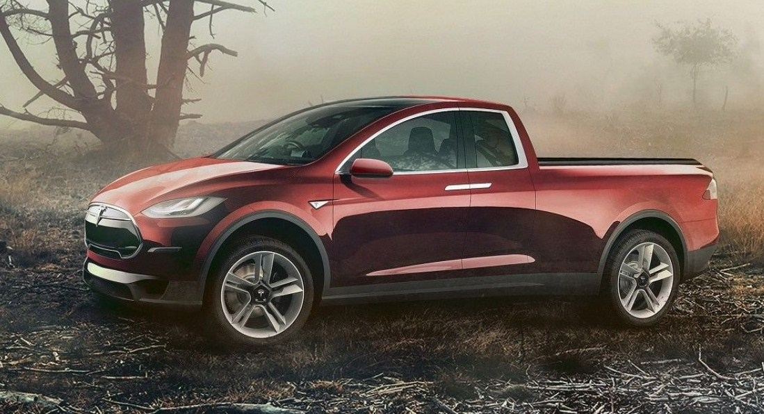 tesla wants to build a pickup truck after 39 model y 39 techspot. Black Bedroom Furniture Sets. Home Design Ideas