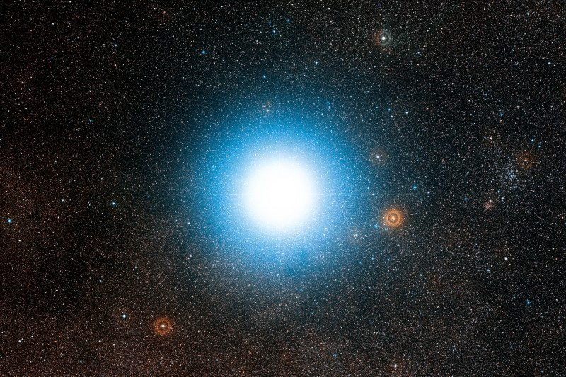 NASA wants to send a probe to Alpha Centauri in 2069
