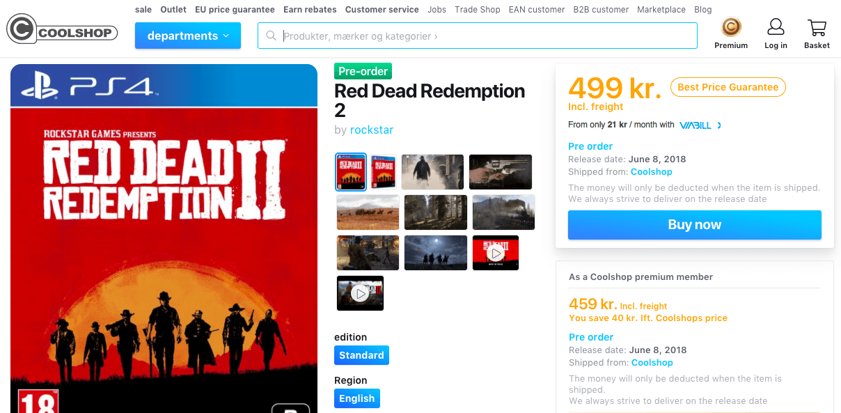 red dead redemption 2 online release date ps4
