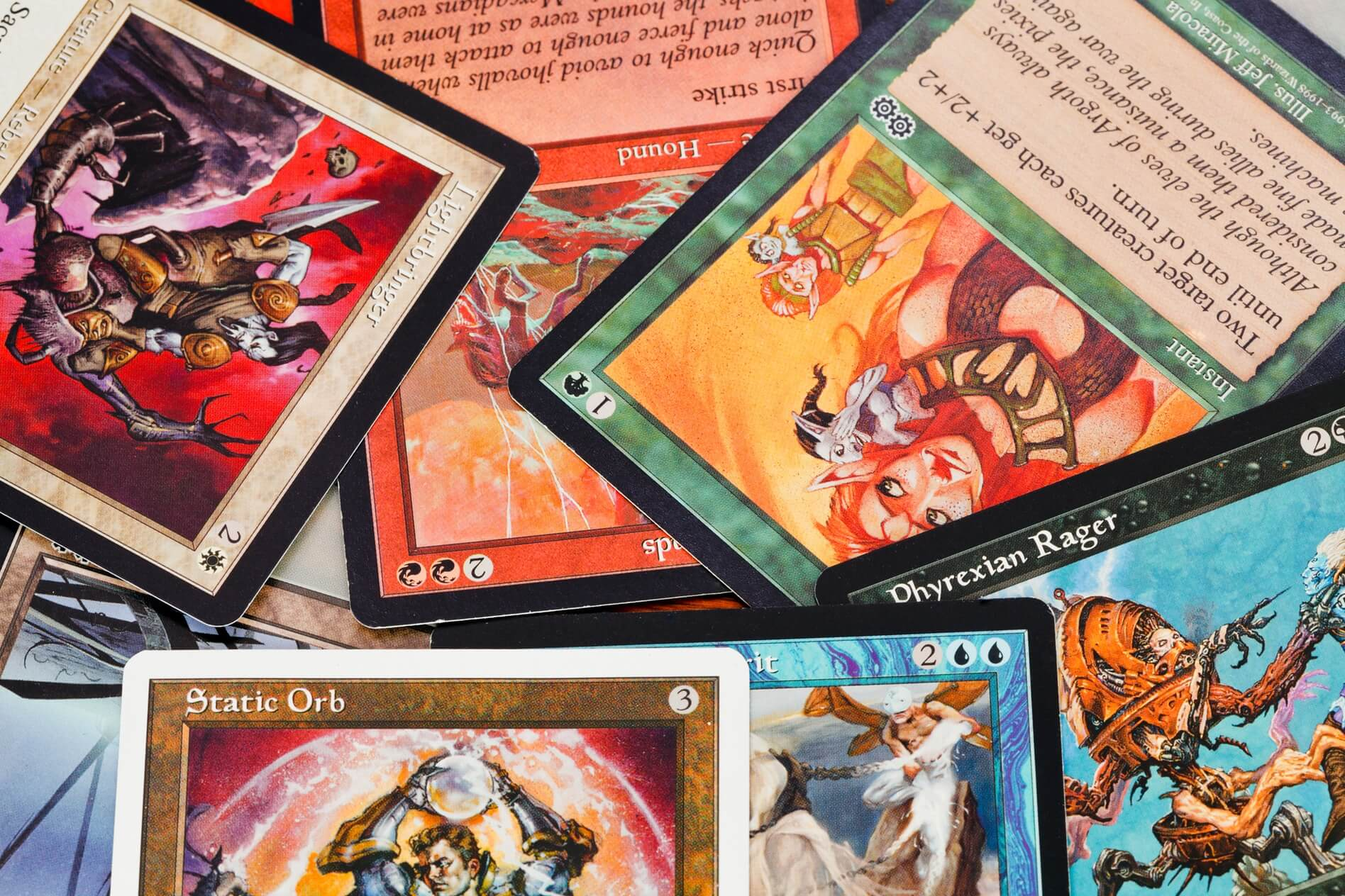 Forget Bitcoin: These guys invest in Magic cards