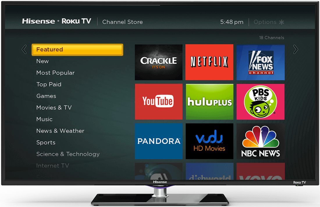 Roku branching out from TVs to smart assistants and systems