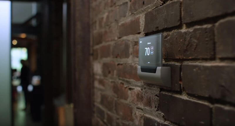Johnson Controls' Cortana-powered thermostat is up for pre-order in March