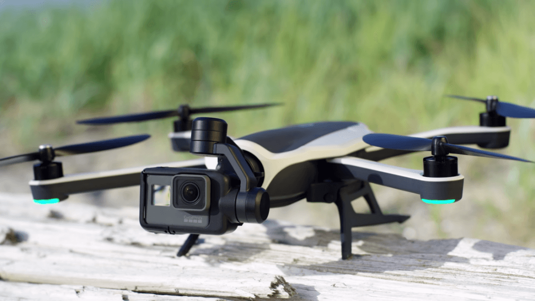 GoPro quits the drone business, slashes staff