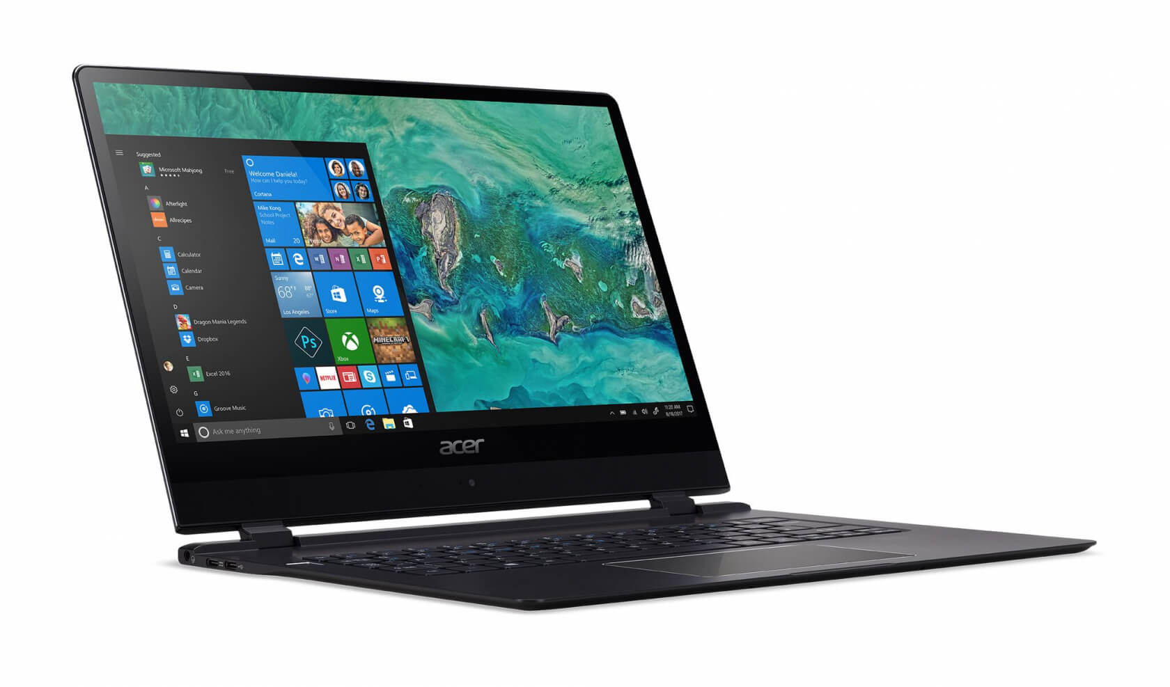 Acer Swift 7 (2018) initial review: The laptop gets smartphone thin