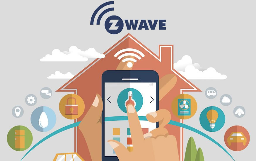 700-Series Z-Wave chipset will enable sensors with 10-year battery life