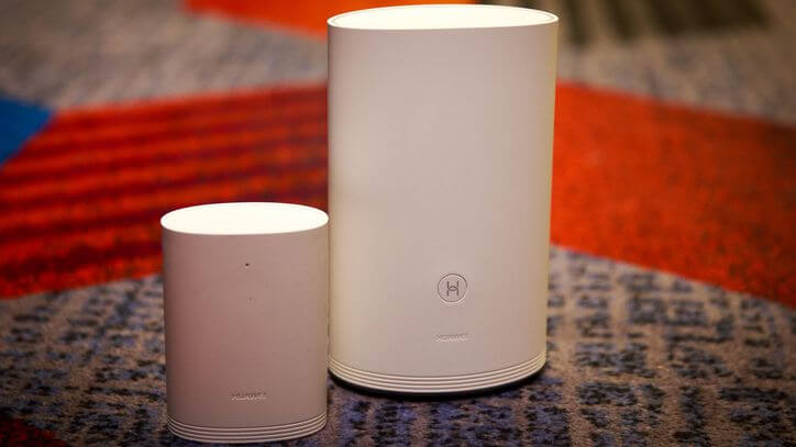 Huawei announces Wi-Fi Q2 mesh network system at CES