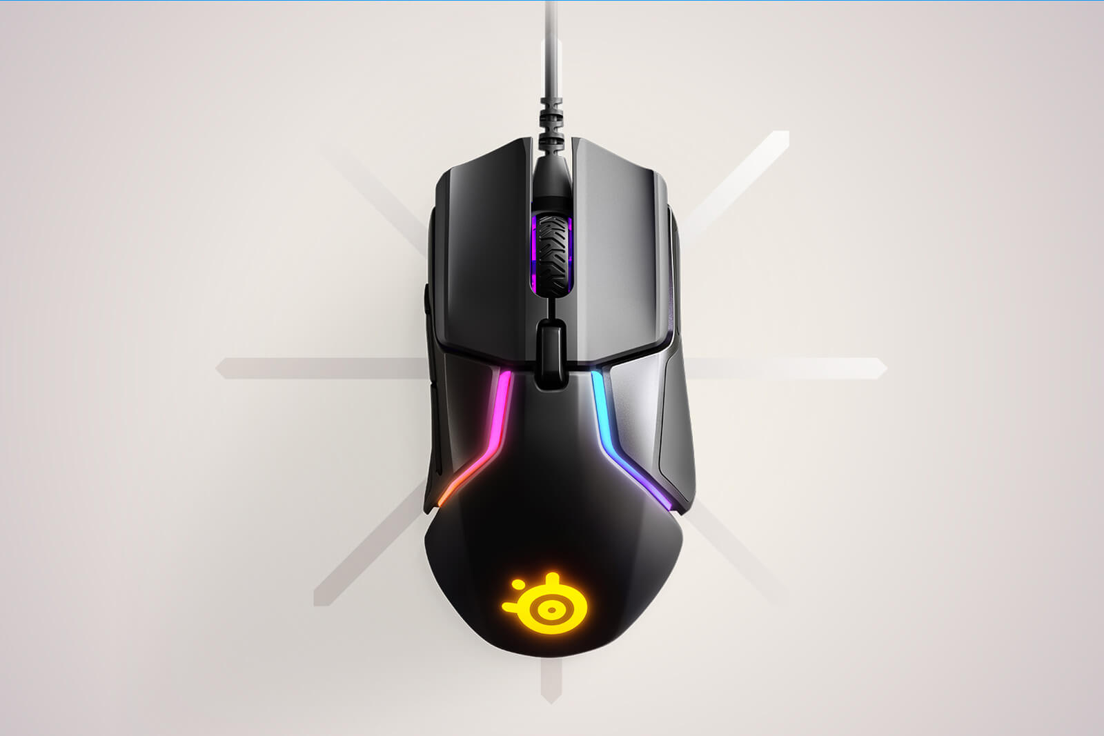 SteelSeries Rival 600 Gaming Mouse Tracks Cursor Position Even When Lifted