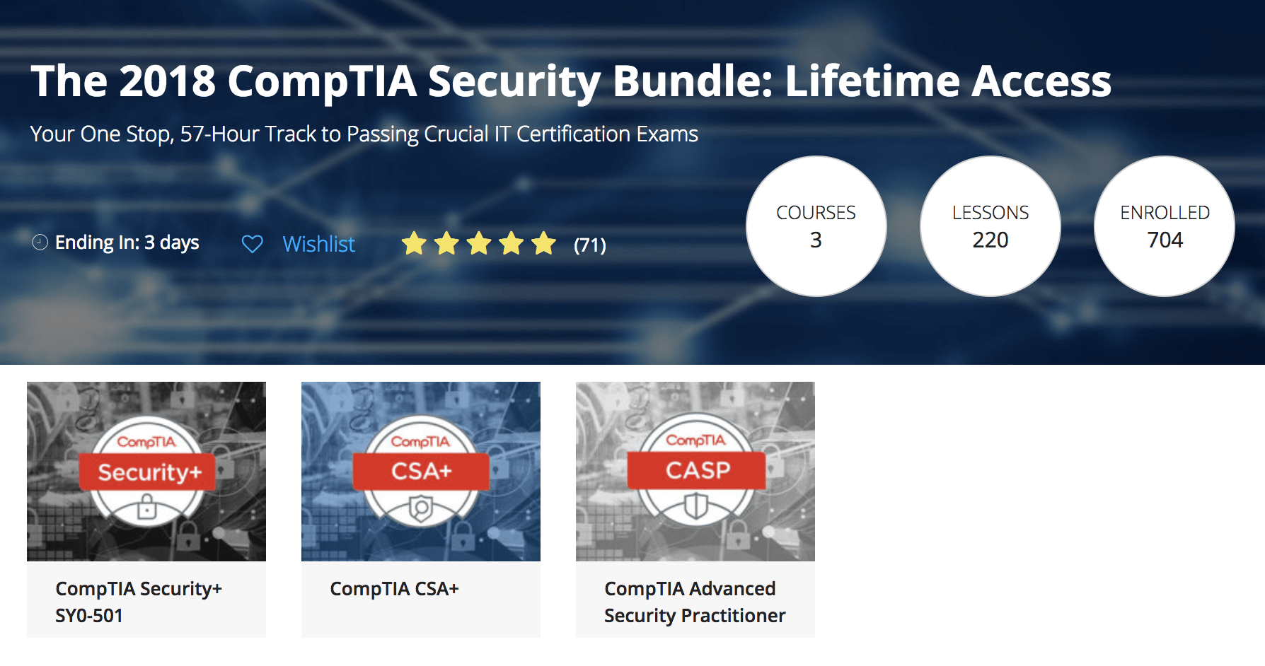 Ace The Industrys Top It Certifications With This 57 Hour Training