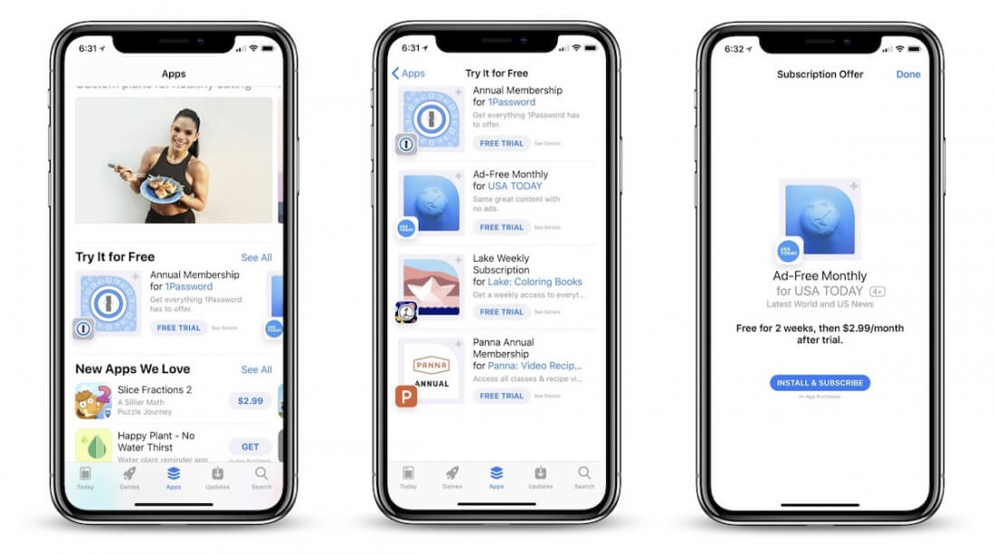 Try before you buy: New App Store section highlights apps