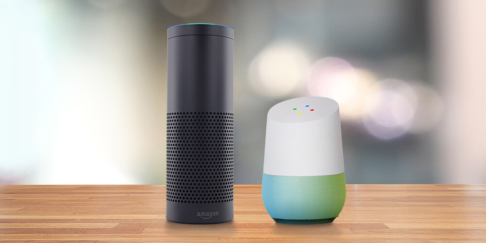 Virtual assistants jostle at CES 2018
