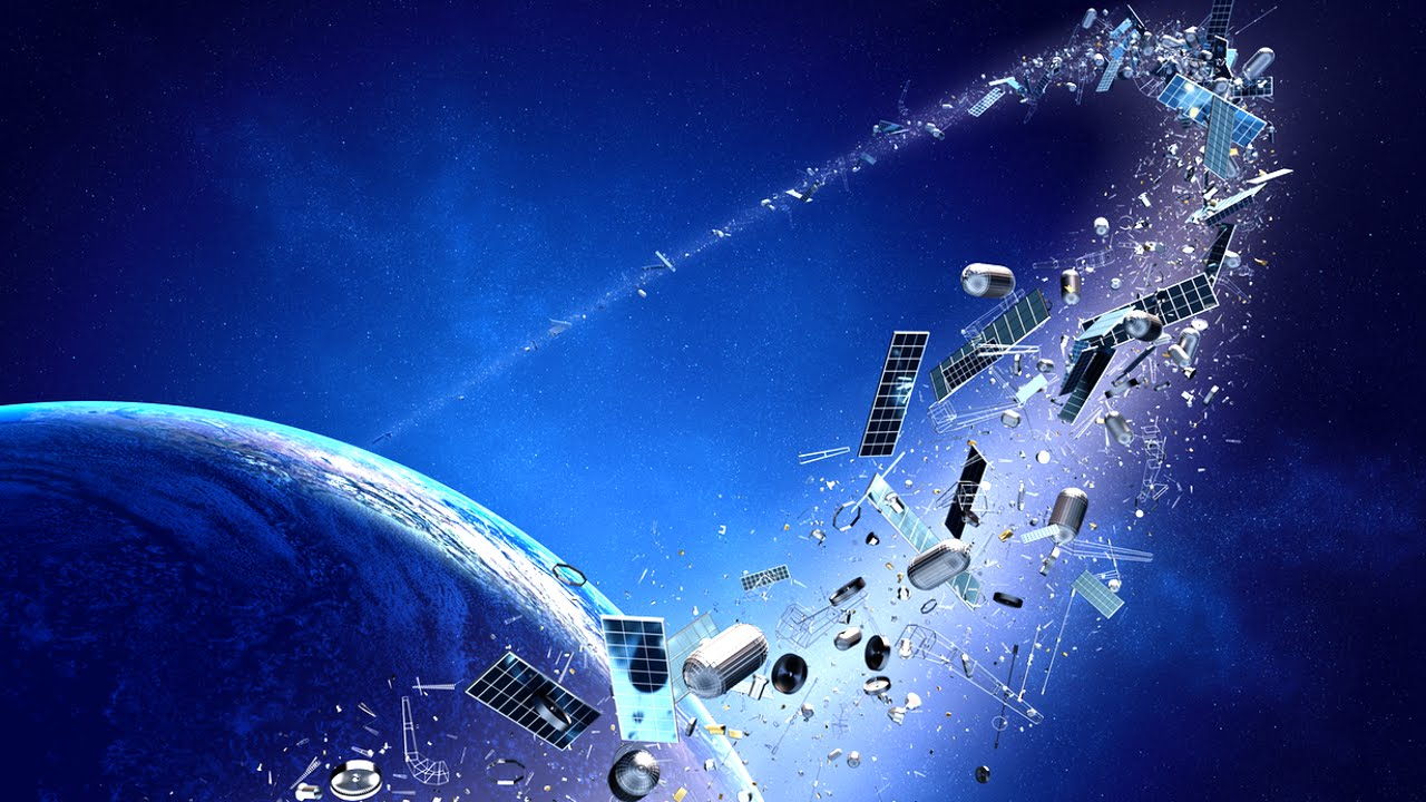 China wants to zap space junk with orbital lasers