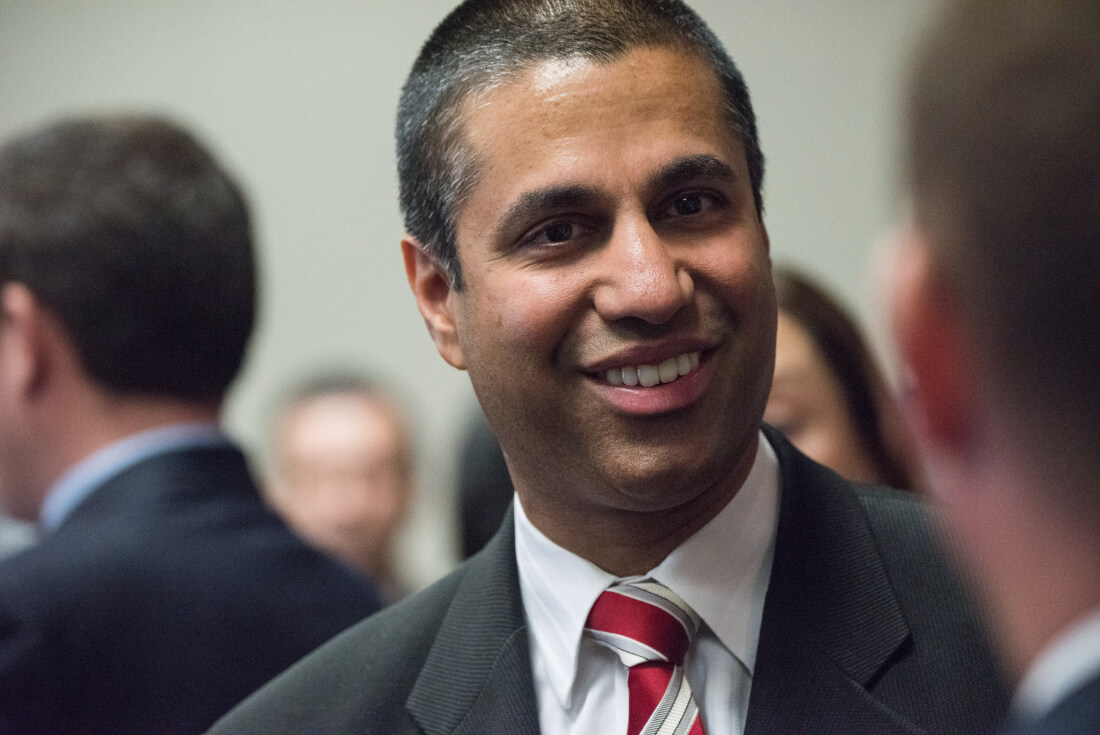 FCC Chairman Ajit Pai proposes $500 million for rural broadband push