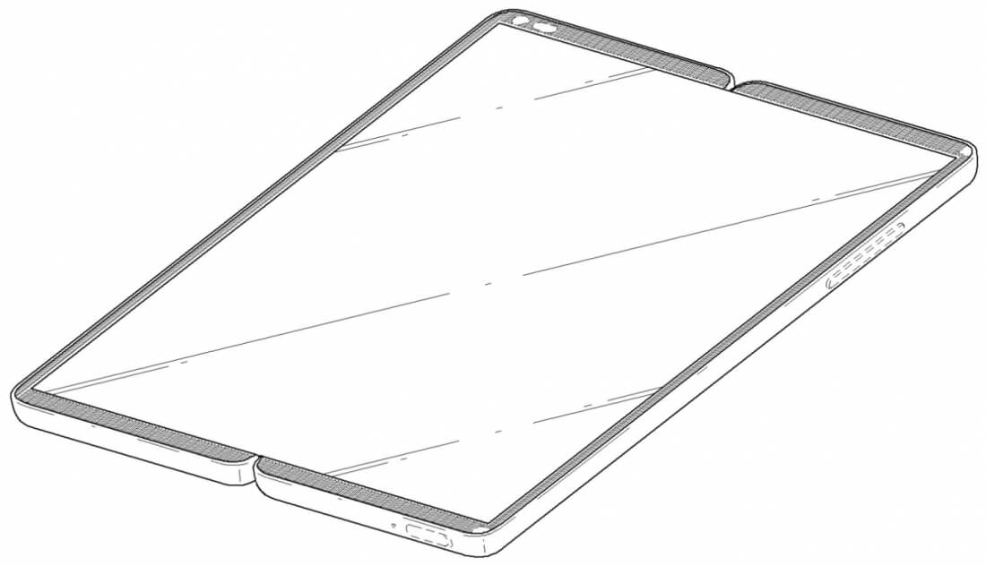 LG patent describes a folding device that could bridge the gap between phones and tablets