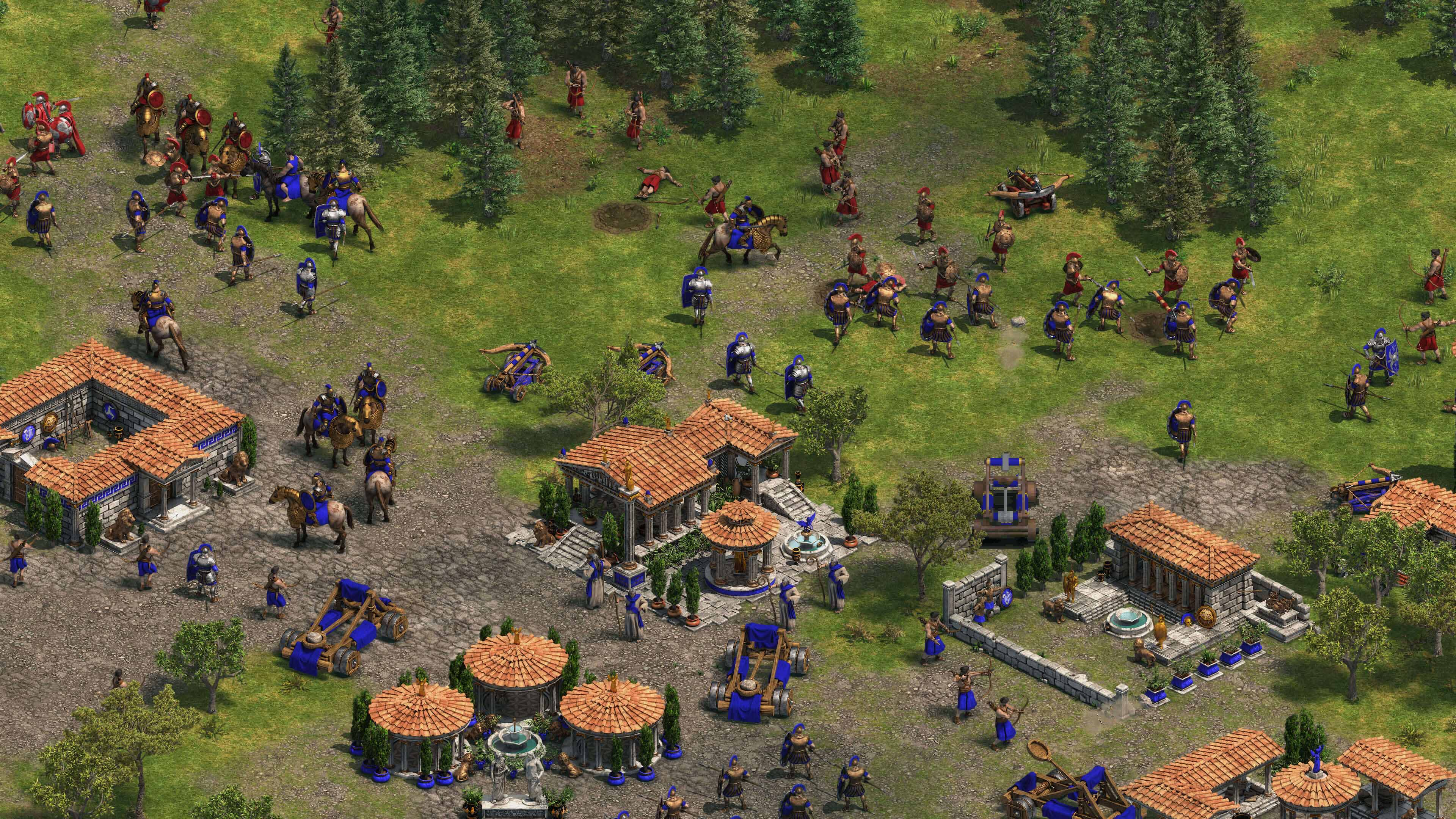 Age of empires 2 definitive edition tech tree experts