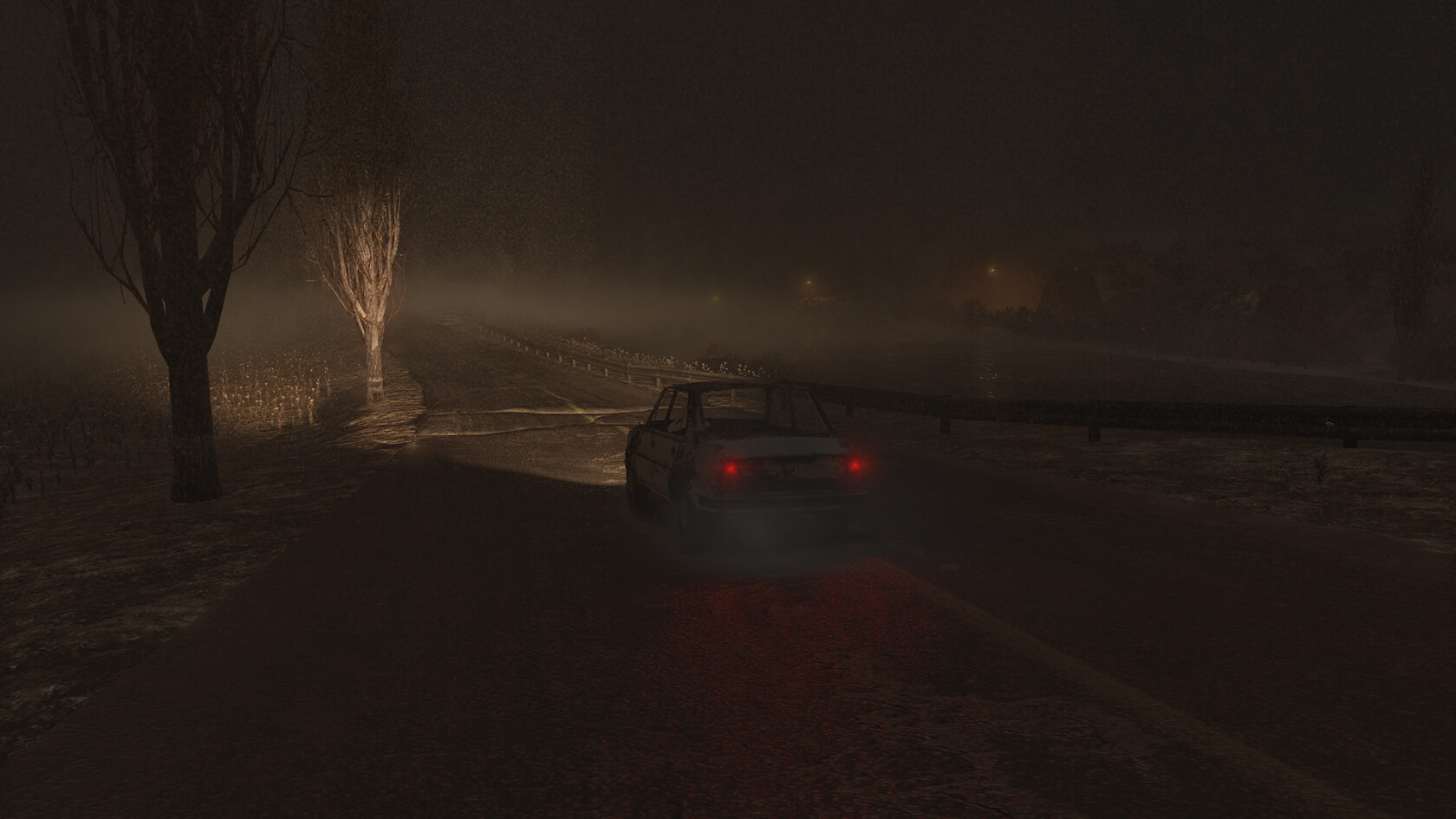 Driving Survival adds a welcomed twist to the survival horror genre