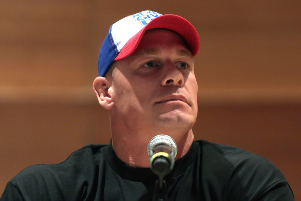 John Cena could play Duke Nukem in upcoming movie