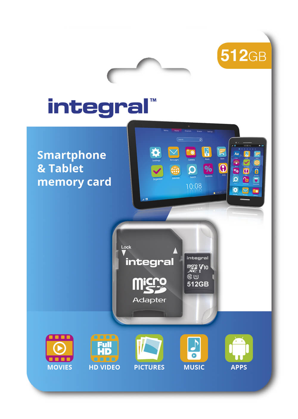 Integral Memory's record-breaking 512GB microSD card arrives next month