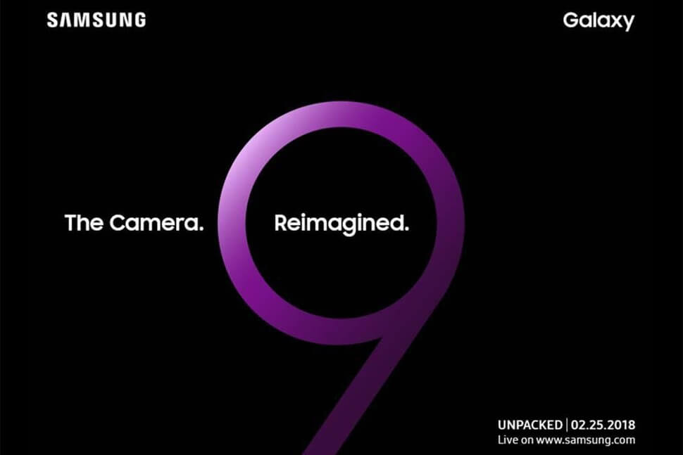 Samsung confirms the Galaxy S9 will arrive at MWC on ...