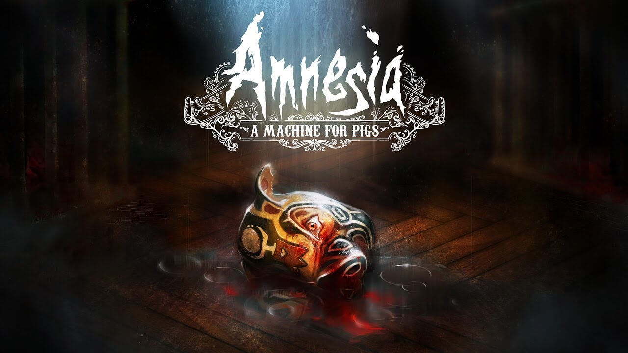 The Amnesia Collection is free on the Humble Store for a limited time