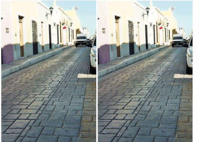 These two photos are the same, but your brain might not agree