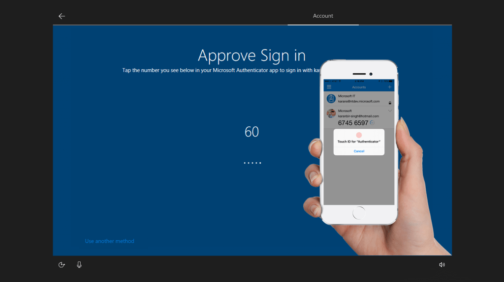 Microsoft is testing authenticator logins for Windows 10 S
