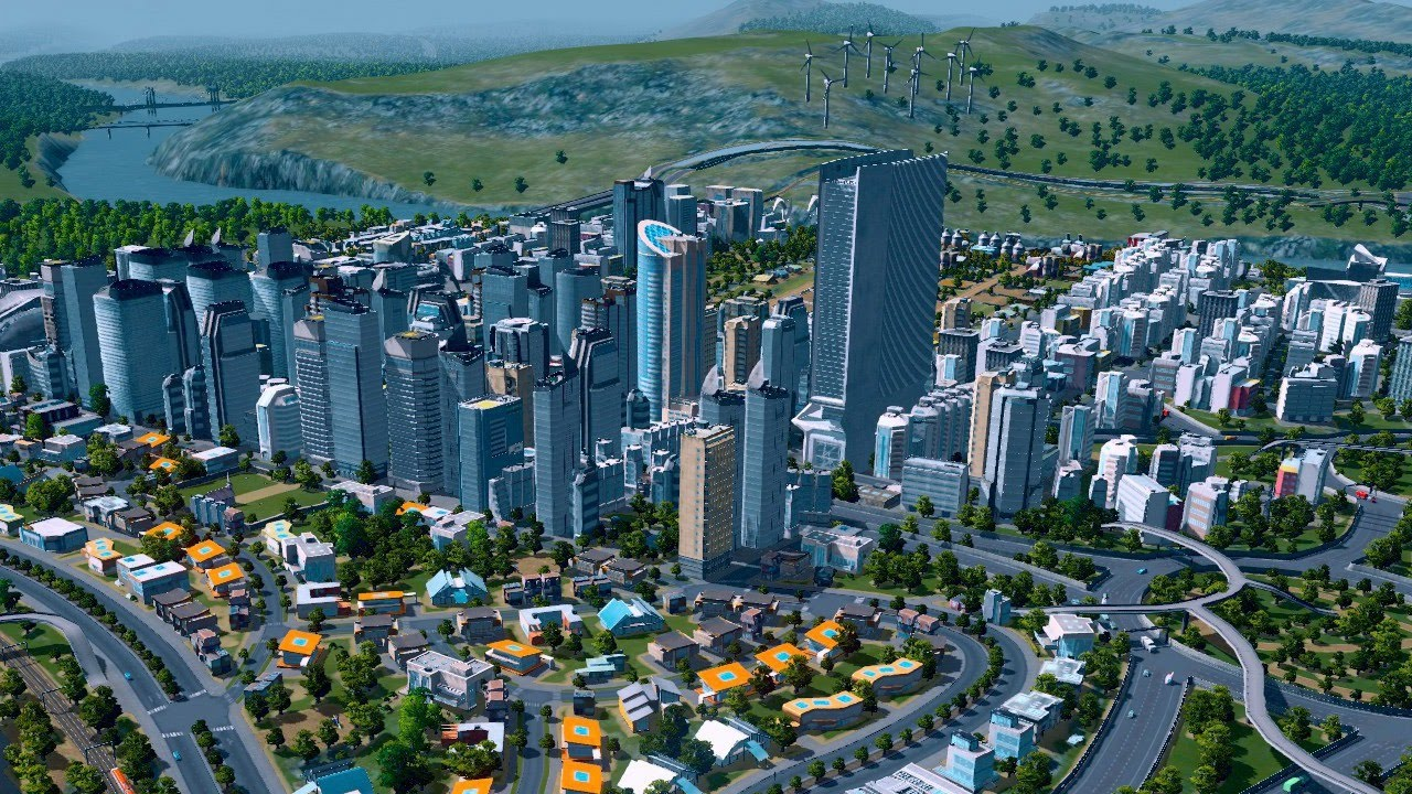 Cities: Skylines is free to try on Steam this weekend