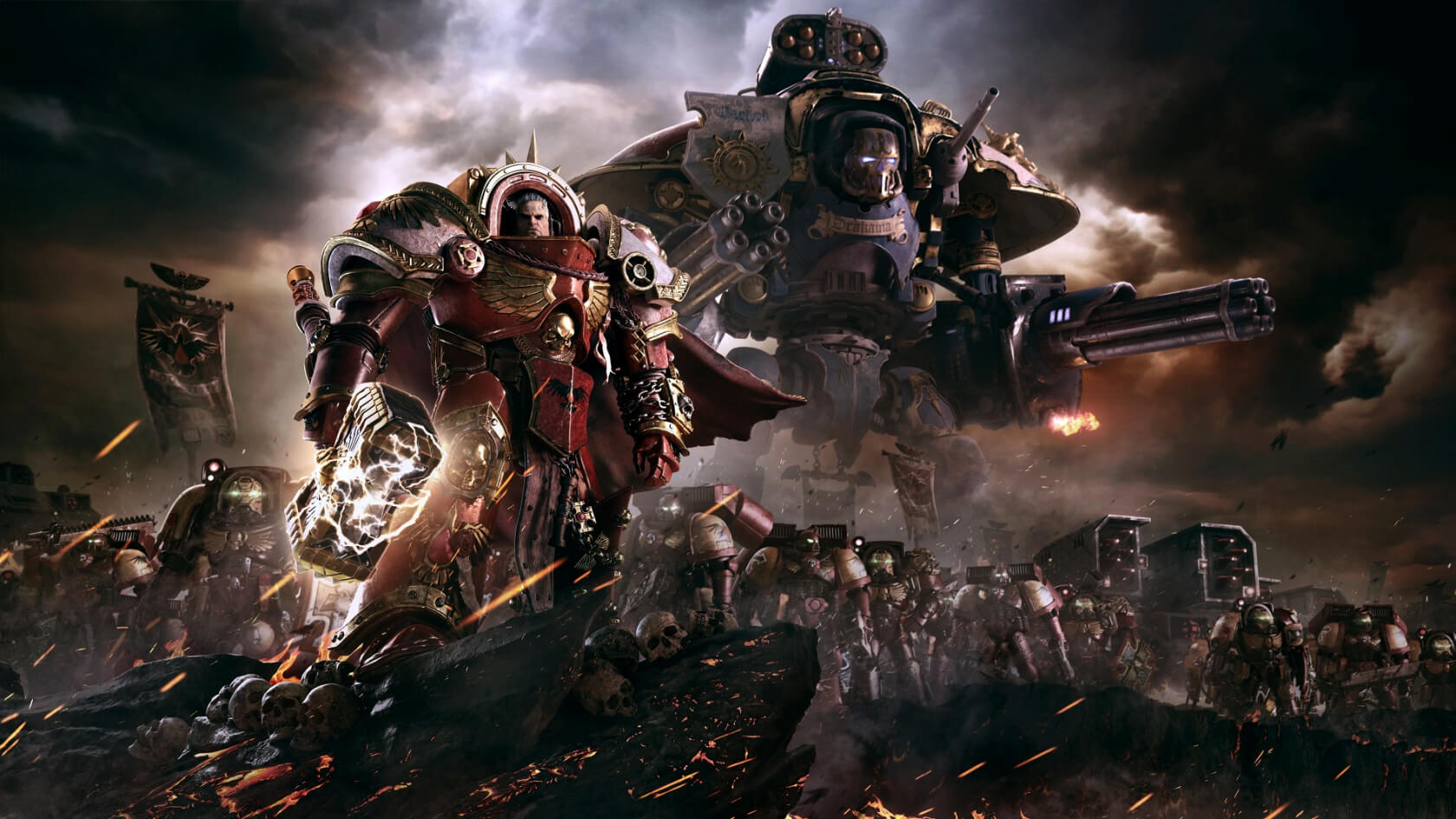 Relic ceases ongoing development of Dawn of War III due to poor sales