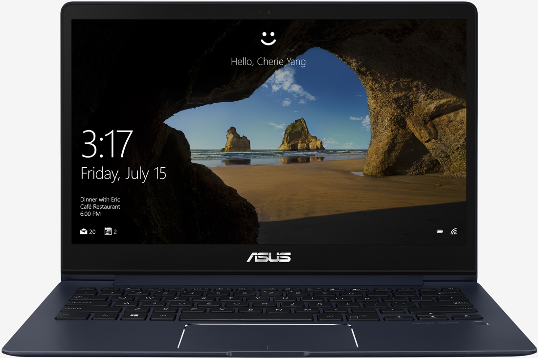 Asus loads up ZenBook 13 with discrete graphics