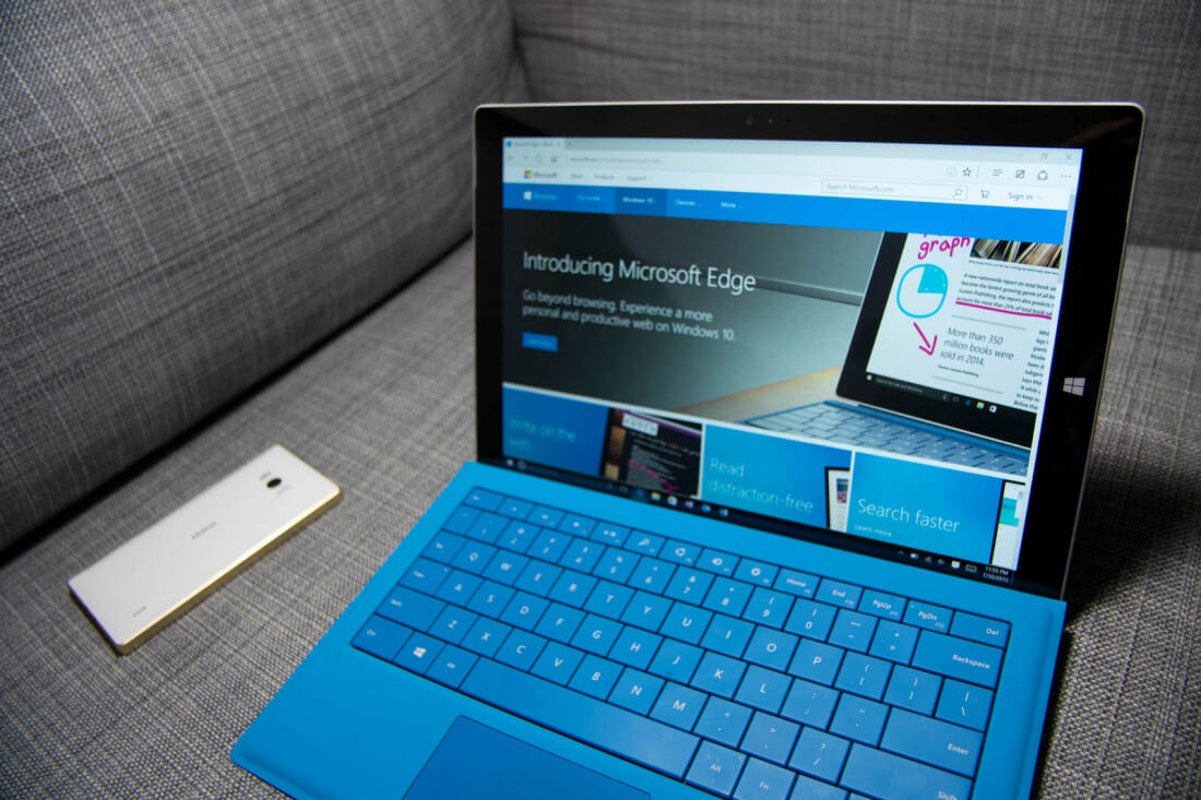 Google discloses security flaw in Microsoft Edge browser