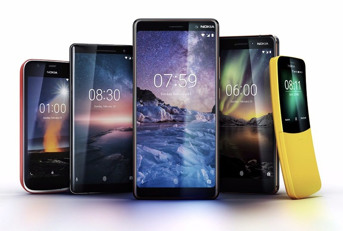 HMD announces new Nokia handsets ranging from $85 to $920