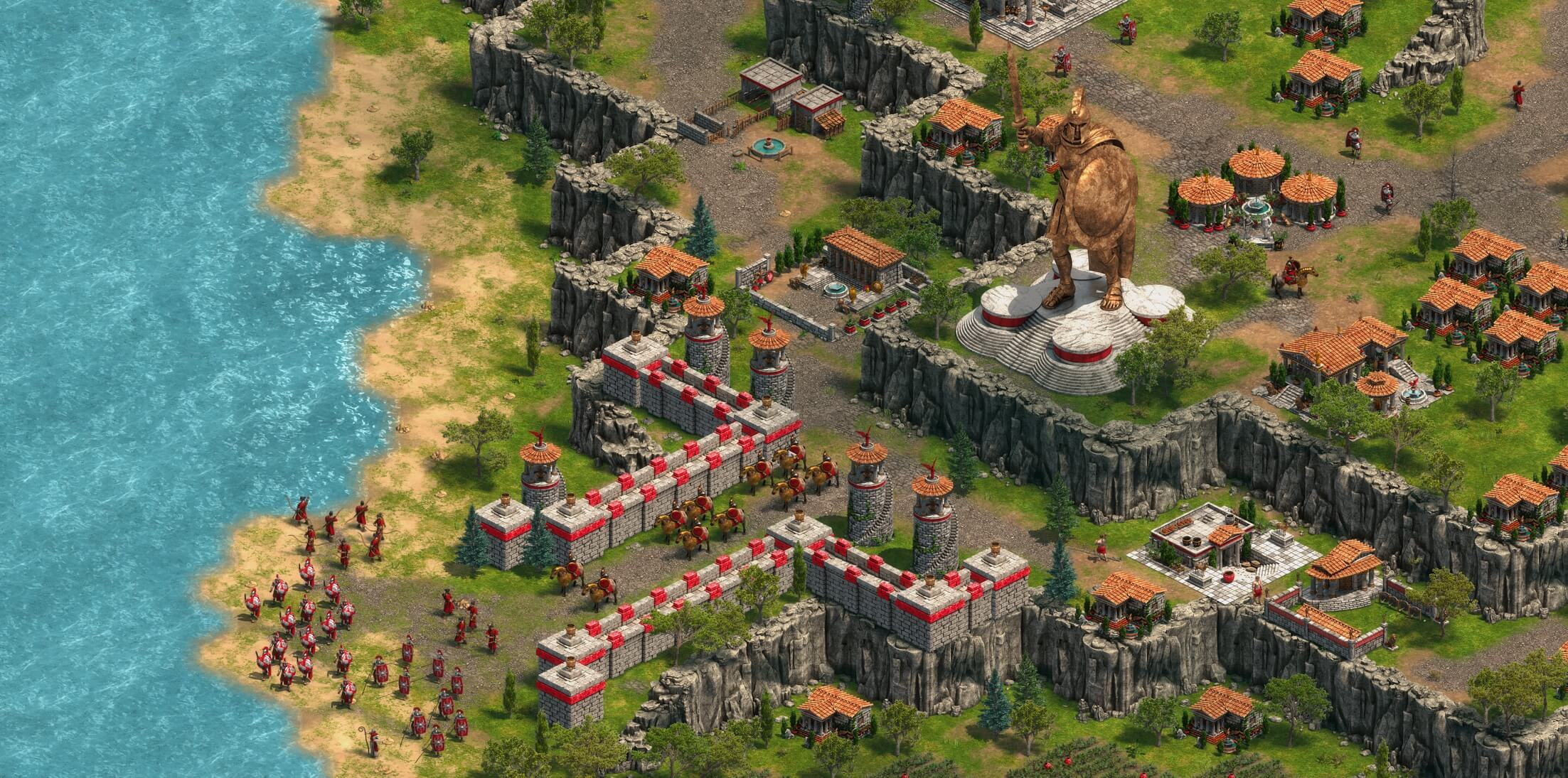 Age of Empires: Definitive Edition is almost everything an Age of Empires  fan could think they want. Unless they want the castles from Age of Kings.