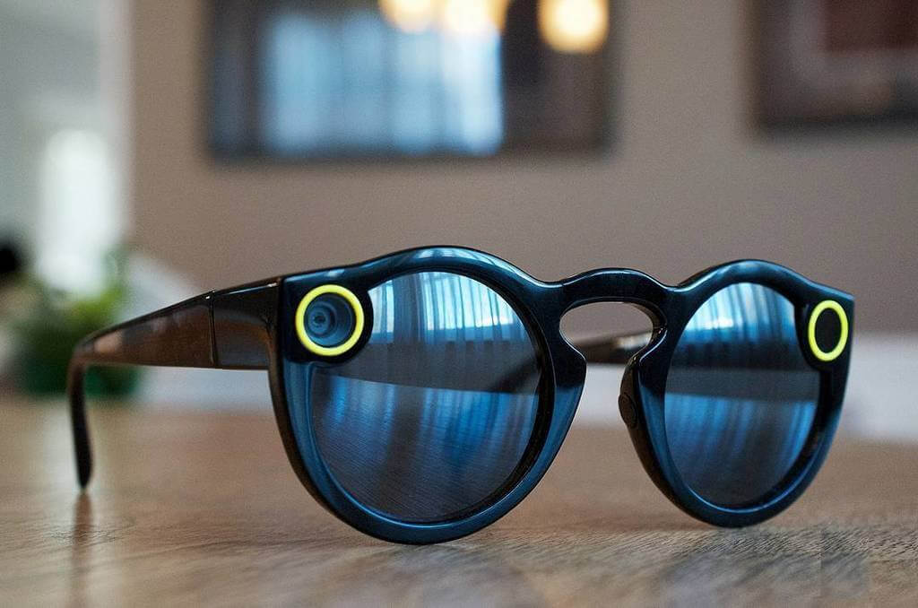 For some reason, Snap is working a newer version of Spectacles