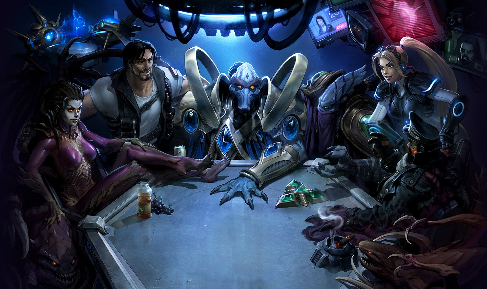 Blizzard Celebrates StarCraft's 20th Anniversary with Events and In-Game Rewards