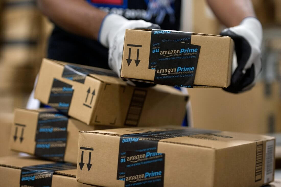 Amazon expands low-cost version of Prime to include Medicaid recipients